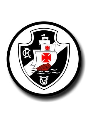 Placa de Futebol  Cod. 220038 diam Vasco