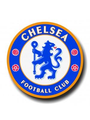 Placa de Futebol  Cod. 220045 diam Chelsea