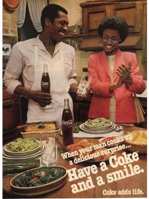 Placa Decorativa Vintage da Coca Cola  241548