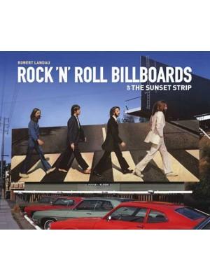 Placa de Rock and Roll  Cod. 150161 roll billboards robert landau1