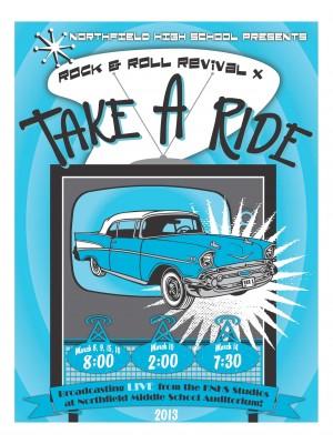 Placa de Rock and Roll  Cod. 150162 rrr poster