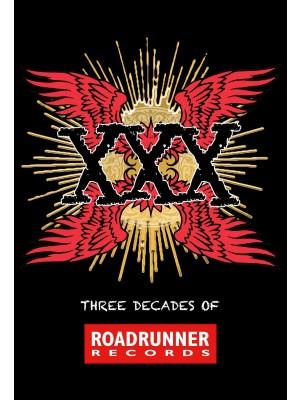 Placa de Rock and Roll  Cod. 150173 Three Decades of Roadrunner Records