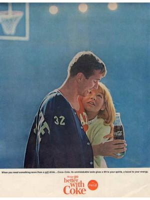 Placa Decorativa Vintage da Coca Cola  241517