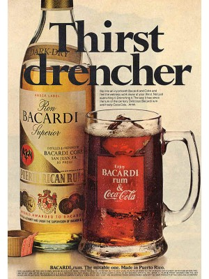 Placa Decorativa Vintage da Coca Cola  241547