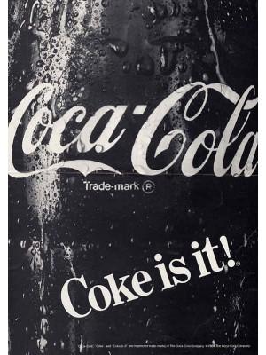 Placa Decorativa Vintage da Coca Cola  241551