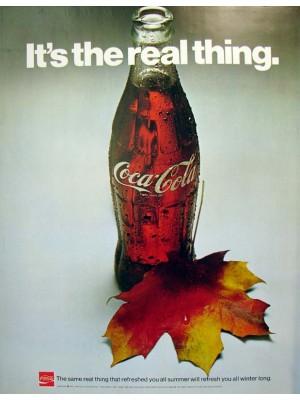 Placa Decorativa Vintage da Coca Cola  241546