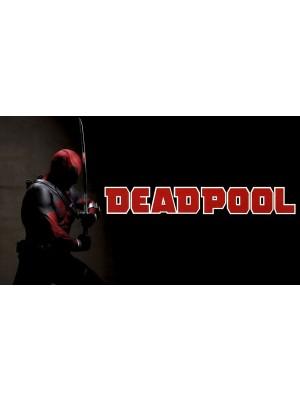 Placa Decorativa DeadPool - Cod. I107010138
