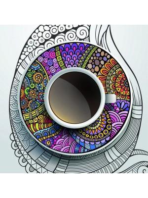 Placa Decorativa Cafe - Cod. I1090033