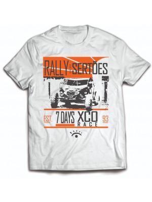 Camiseta UTV - 7 Days - Branca